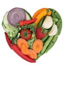 Gemüse  Herz Burgharting
